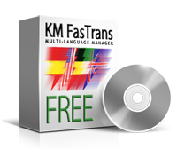 KM FasTrans Language Manager